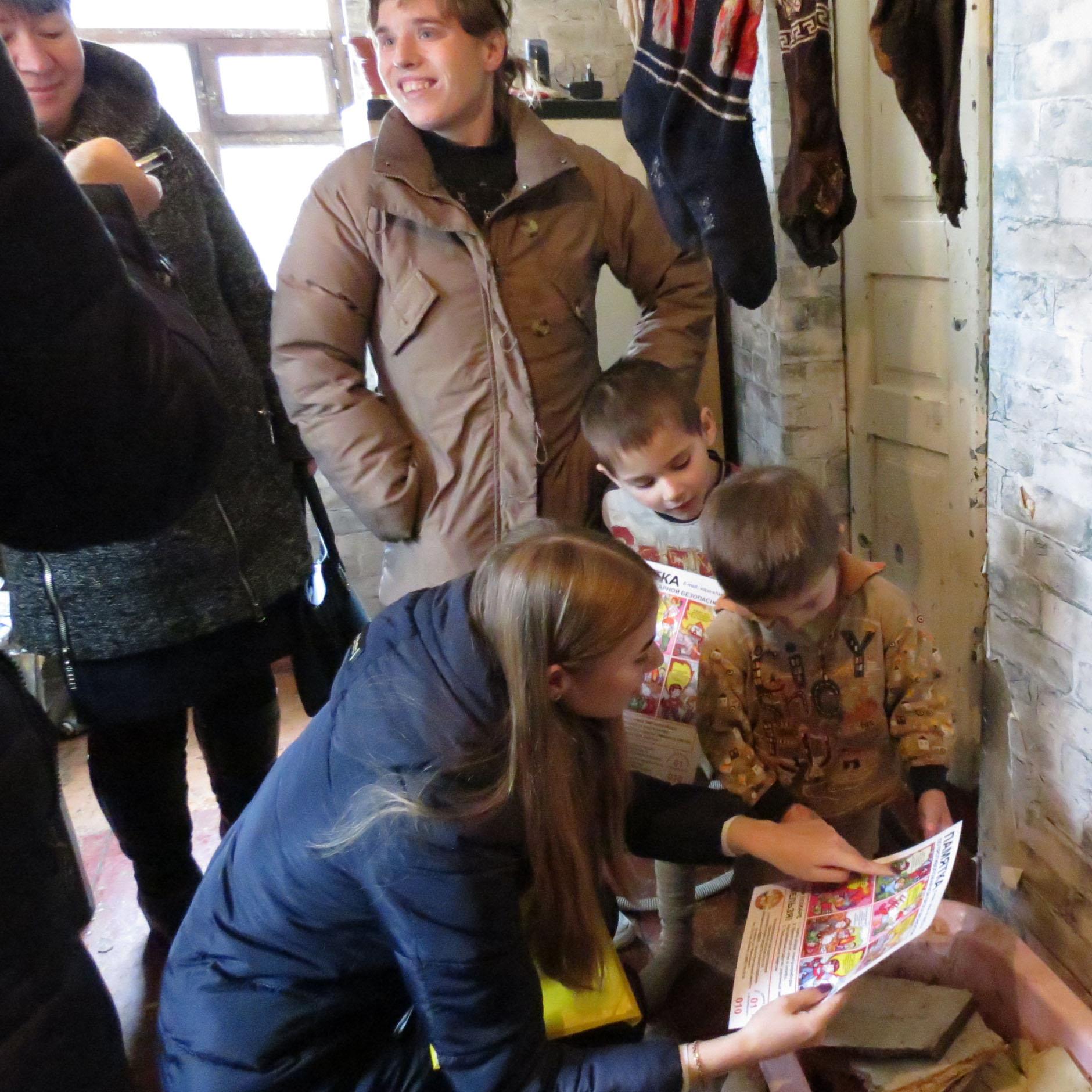 Особое внимание семьям, находящимся в социально-опасных условиях