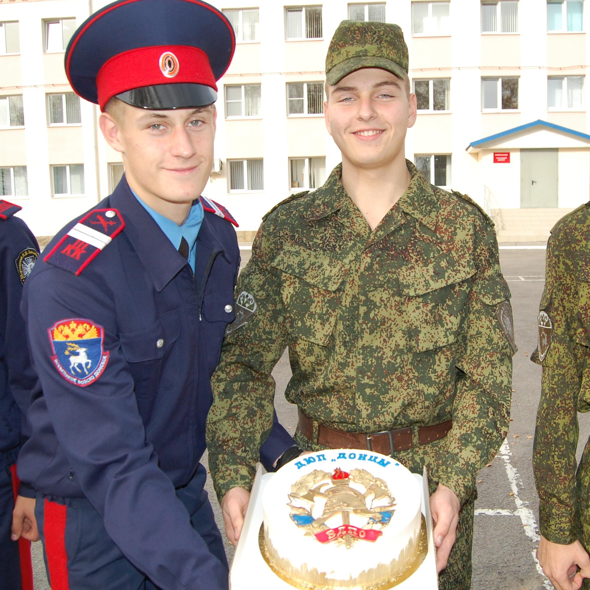 Юных пожарных «Донцы» наградили в стенах родного заведения